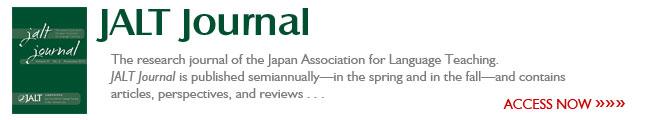 JALT Journal